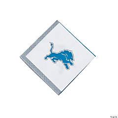 NFL<sup>&#174;</sup> Detroit Lions<sup>&#8482;</sup> Beverage Napkins