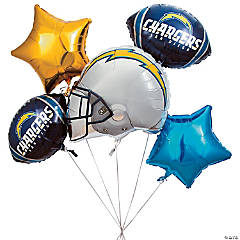 NFL<sup>&#174;</sup> Los Angeles Chargers&#8482; Mylar Balloons