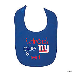 NFL<sup>&#174;</sup> New York Giants<sup>&#8482;</sup> Baby Bib