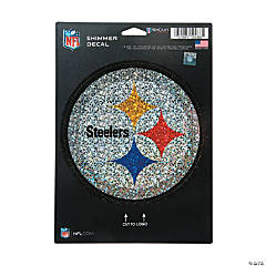 NFL<sup>&#174;</sup> Pittsburgh Steelers<sup>&#8482;</sup> Shimmer Decal