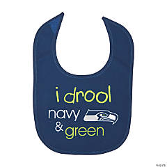 NFL<sup>&#174;</sup> Seattle Seahawks<sup>&#8482;</sup> Baby Bib