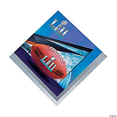 NFL<sup>&#174;</sup> Super Bowl 2018 Luncheon Napkins