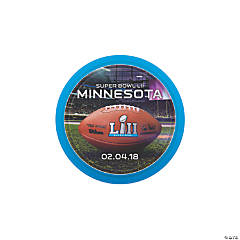 NFL<sup>&#174;</sup> Super Bowl LII Paper Dessert Plates
