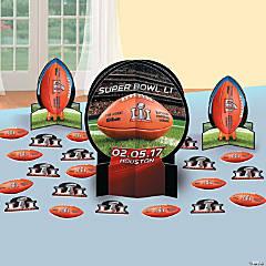 NFL® Super Bowl LI Table Decorating Kit