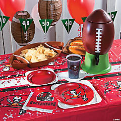 NFL® Tampa Bay Buccaneers™ Deluxe Party Pack