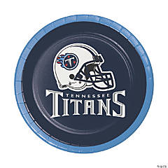 NFL® Tennessee Titans™ Paper Dessert Plates