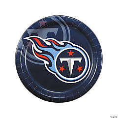 NFL® Tennessee Titans™ Paper Dinner Plates