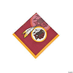 NFL® Washington Redskins™ Beverage Napkins