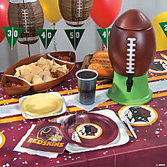 NFL® Washington Redskins™ Deluxe Party Pack