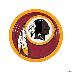 NFL® Washington Redskins™ Dinner Plates