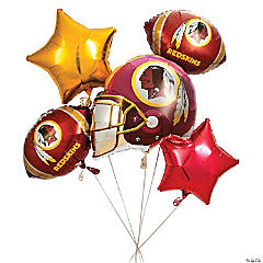 NFL® Washington Redskins™ Mylar Balloons
