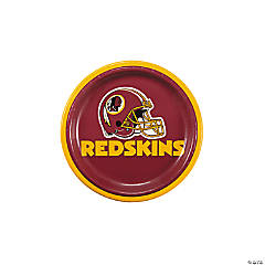 NFL® Washington Redskins™ Paper Dessert Plates