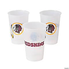 NFL® Washington Redskins Plastic Cups