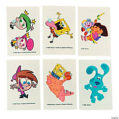 Nickelodeon™ Assorted Tattoos