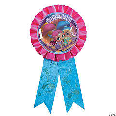 Nickelodeon™ Shimmer & Shine™ Confetti Award Ribbon