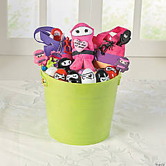Ninja Easter Basket
