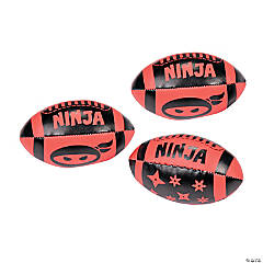 Ninja Footballs