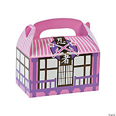Ninja Girl Treat Boxes