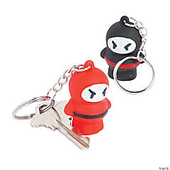 Ninja Key Chains