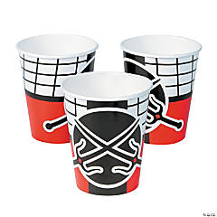 Ninja Warrior Paper Cups