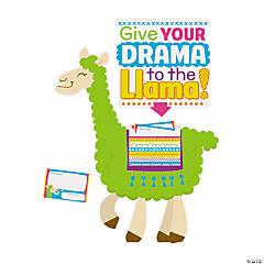 No Drama Llama Bulletin Board Set