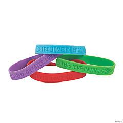 No Greater Love Rubber Bracelets