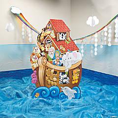 Noah's Ark Scene Idea