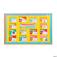 Nonfiction Text Bulletin Board Cutouts