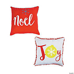 Nordic Noel Pillows