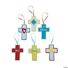 Nordic Noel Religious Ornaments
