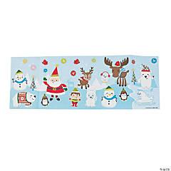 Nordic Noel Sticker Scenes
