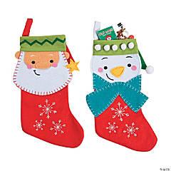 Nordic Noel Stockings