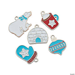 North Pole Charms