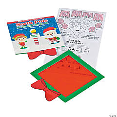 North Pole Magic Activity Books