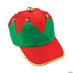 Novelty Elf Hat Baseball Cap