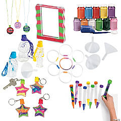 Novelty Sand Art Craft Pack Assortment