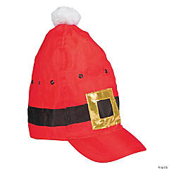 Novelty Santa Hat Baseball Cap
