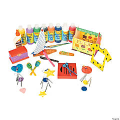 Novelty Wood Projects Craft Pack Assortment