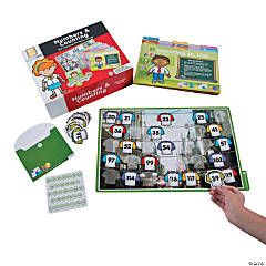 Numbers & Counting File Folder Games