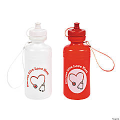 Nurse Water Bottles