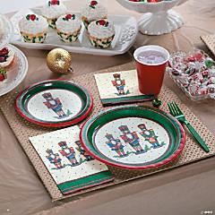 Nutcracker Christmas Party Supplies