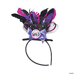 Officially Retired Fascinator Headband