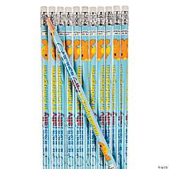 O'Fishally in Kindergarten Pencils