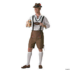 Oktoberfest Guy Adult Men's Costume