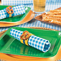 Oktoberfest Napkin Ring Idea