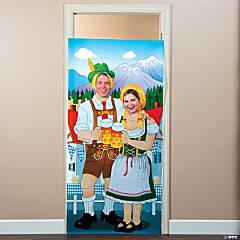 Oktoberfest Photo Door Banner