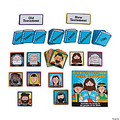 Old & New Testament Pocket Chart Cards