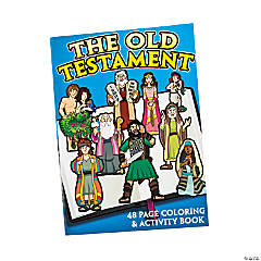 Old Testament Activity Books
