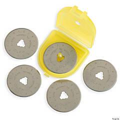 Olfa Rotary Blade Refills 28mm 5/Pkg-