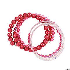 Ombre Memory Wire Bracelet